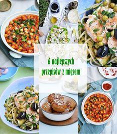 Moja smaczna kuchnia: 6 najlepszych przepisów z mięsem na lato Nasu, Chana Masala, Curry, Ethnic Recipes, Food, Curries, Essen, Meals, Yemek