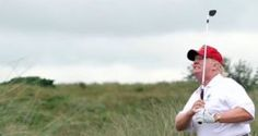 Golf Outings | How Trump 's 1st 100 Days Compares To Former Presidents