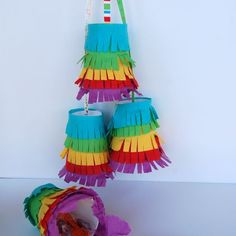 Personal Piñatas - cute for the kiddos and the nursing home