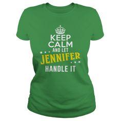 Let JENNIFER Handle It