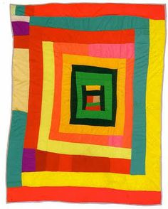 another beautiful Gee's Bend quilt