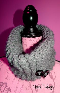 Knitted infinity scarf Knitting Projects, Infinity, Facebook, Fashion, Moda, La Mode, Fasion, Infinite, Fashion Models