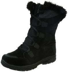 ADIDAS NEO LABEL Eskimo Boots Damen Winter Stiefel Fell