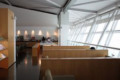 Review: CATHAY PACIFIC Lounge SEOUL Incheon - http://youhavebeenupgraded.boardingarea.com/2015/06/review-cathay-pacific-lounge-seoul-incheon/