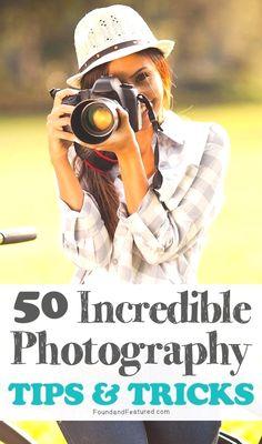 Photography tricks.