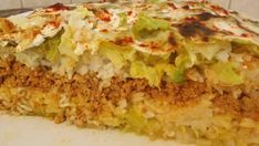 Crossfit Diet, Ketchup, Lasagna, Food And Drink, Keto, Ethnic Recipes, Minden, Lilac, Lasagne