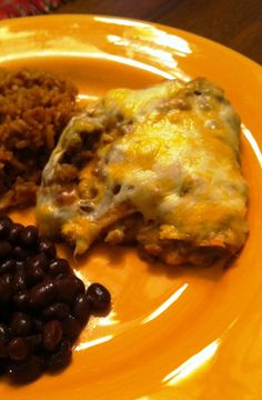 Easy Enchilada Casserole - one our families favorites!