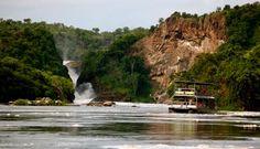 Murchison Falls - Photo by Paraa Safari Lodge