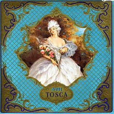 Tosca Dame (aladyde) Tags: lady vintage perfume tosca dame parfum 4711