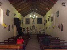 Jujuy, Purmamarca, Iglesia de Santa Rosa
