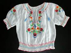 mexican dresses and blouses - Bing images
