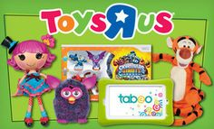 "Groupon - $10 for $20 Worth of All Toys, Games, Electronics, and Kids' Clothing at Toys""R""Us and Babies""R""Us in On Location. Groupon deal price: $10.00"