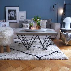Interior: Alles Neue macht der …Januar! Willkommen zum ersten kleinen Makeover in Wohn- und Esszimmer und dem winterlichen Nestbautrieb…