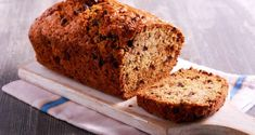 Chocolate Chip Banana Bread Sliced On (editar agora): foto stock 743451718 Appetizer Recipes, Appetizers, Chocolate Chip Banana Bread, Finger Foods, Chips, Cake, Desserts, Easy Trifle Recipe, Ideas