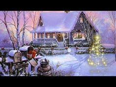 images of animated christmas wallpaper Christmas Scenery, Country Christmas, Christmas Pictures, Beautiful Christmas, Winter Christmas, Christmas Home, Merry Christmas, Christmas Music, Christmas Gifts