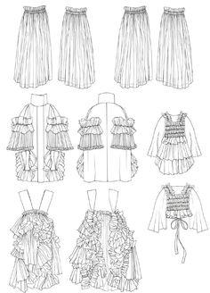 Westminster flo hughes - Mary Home Fashion Design Sketchbook, Fashion Design Portfolio, Fashion Illustration Sketches, Fashion Design Drawings, Fashion Sketches, Illustrations, Portfolio Mode, Fashion Figures, Dress Sketches