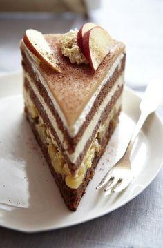 Unser beliebtes Rezept für Winterapfel-Torte und mehr als 55.000 weitere kostenlose Rezepte auf LECKER.de.