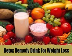 7 Homemade Detox Drinks for Weight Loss | Remedies Corner #fitness #girls #diet