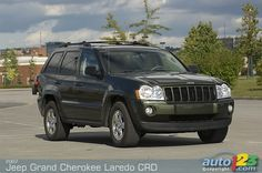 Jeep Grand Cherokee Laredo 27 CRD