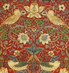 William Morris by scaredysocks