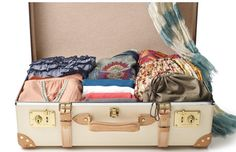 deltamagazine packed suitcase What to Pack for a Beach Vacation. The best article I have found, by far!
