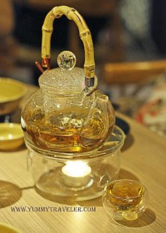 Lavender,Rosemary, Dried Longan & Chrysanthemum Tea || #Chinese #Tea #Teapot