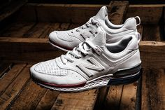 Introducing the New Balance 574S (Friends and Family) – Sneaker Freaker
