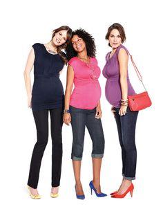 Maternity clothes // Vêtements de maternité