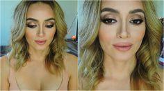 Maquillaje para fiesta con glitter | Colaboración MakeupByBee