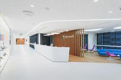 Офис компании Microsoft Technology Center
