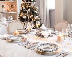 Elegante, clásica, de tendencia y creativa. Descubre cómo decorar una mesa de Navidad para disfrutar de unas fiestas inolvidables. ¡Sorprende a tus invitados!