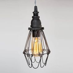 Office?   Clink Pendant Coal, $89, now featured on Fab.