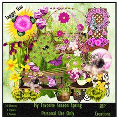 SBP Creations: My Favorite Season Spring