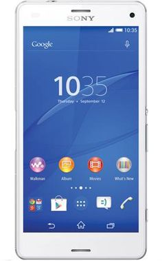 Sony Xperia Z3+ White  — 30290 руб. —