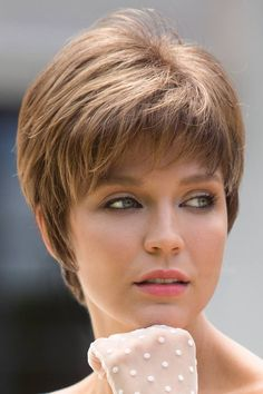 Today we have the most stylish 86 Cute Short Pixie Haircuts. Pixie haircut, of course, offers a lot of options for the hair of the ladies'… Continue Reading → Short Hair With Layers, Short Hair Cuts For Women, Short Hairstyles For Women, Short Hair Styles, Short Pixie, Pixie Cut, Gold Blonde, Blonde Hair, Synthetic Wigs