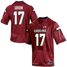 20d77d263 Men  17 Danny Gordon South Carolina Gamecocks College Football Jerseys  Sale-Red South Carolina