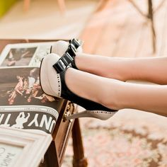 Cute Bow Design High heel Fashion Shoes