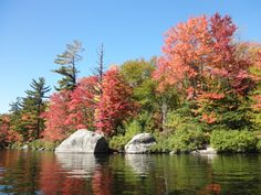 I kayaked at Lake Ozonia today Kayaking, Scenery, Camping, Spaces, Mountains, Nature, Travel, Outdoor, Art