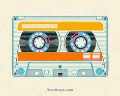 Cassette Tape- csa images