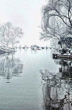 Winter in Hangzhou,
