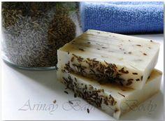 Lavander Natural Soaps www.facebook.com/arinaybathandbody