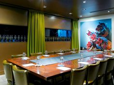 The Rocket Room | Business Hire | The Hospital Club
