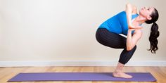 Inner Thighs, Activate! 9 Leg-Toning Yoga Poses