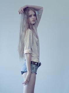 model Donata german teen