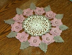 beautiful victorian doilies - Google Search