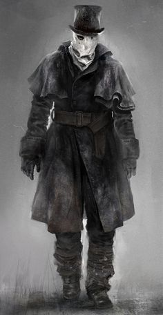 Jack the Ripper Concept