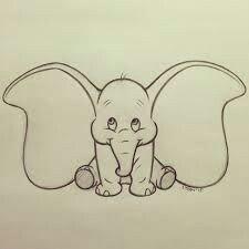 Disney Easy Simple Cute Drawings