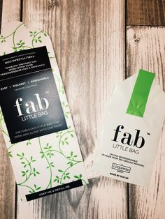 Favourites ✨ – LifeThroughTSG  FabLittleBag - the little bag that makes disposal fab!