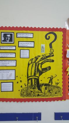 Display board on Ted Hughes THE IRON MAN Class Displays, Classroom Displays, Iron Man Ted Hughes, What Is My Name, Robot Classroom, The Iron Giant, Iron Age, Anchor Charts, Display Ideas