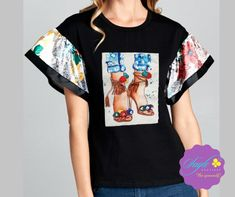 You Online Boutique has pieces of clothing and accessories that make you look like a Diva. Painted Clothes, Weird Fashion, T Shirt Diy, Piece Of Clothing, Shirts For Girls, Edgy Look, Casual Looks, Printed Shirts, Blouses For Women